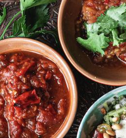Mexikanische Salsa Roja