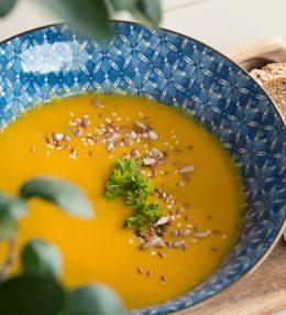 Ayurvedische Maissuppe
