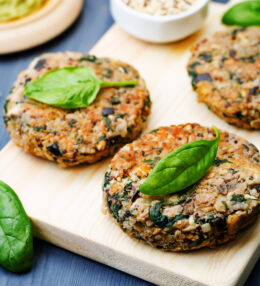 Veggie Burgerpatties