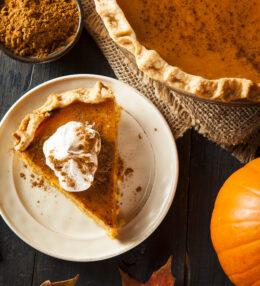 Saftiger Pumpkin Pie